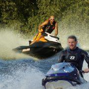 Ride Jet Ski Experience combo