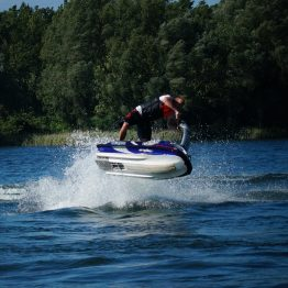 Ride Stand Up Jet Ski Experience
