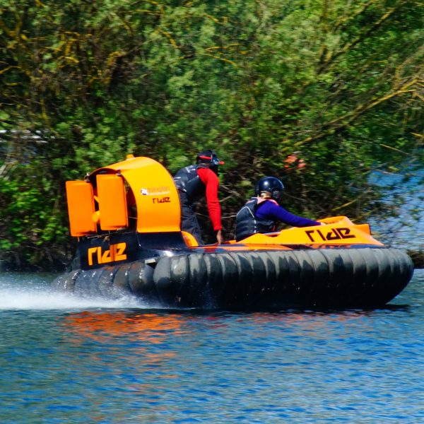 Ride Hovercraft Experience